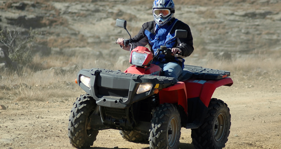 Products for sale at Four Brothers Supply are ATVs, UTVs, Dirt Bikes, Motorcycles and other accessoties