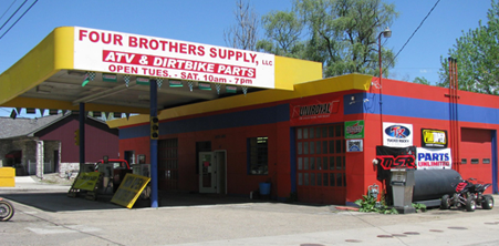 Four Brothers Supply is located at 5008 Rt 819 Apollo, PA, 15613-2040